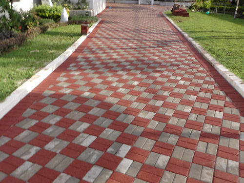 Cement Paving